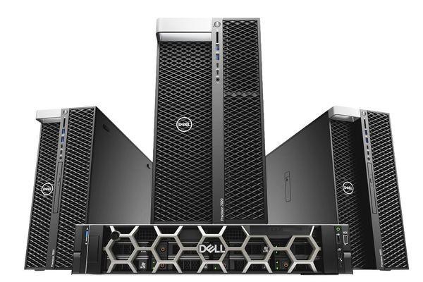 Начались российские поставки новых рабочих станций серии Dell Precision