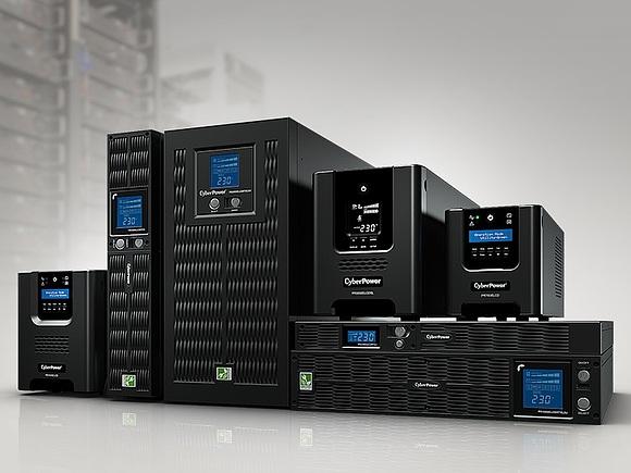 OCS предложит партнерам ИБП от CyberPower